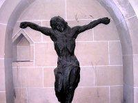 Jesus am Kreuz